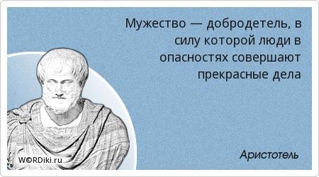 В силу своего цитата
